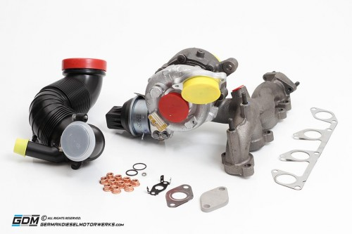 CR170 Turbo Kit