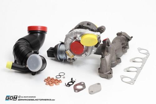 CR170 Turbo Kit