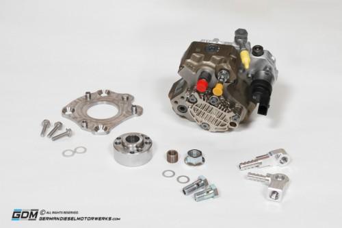 TDI CP3 Fuel Pump Conversion Kit
