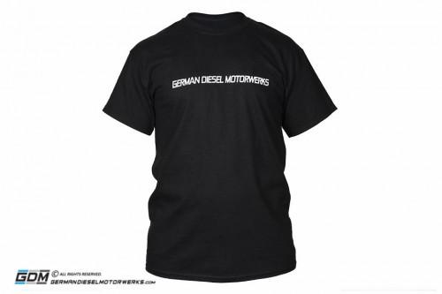 GDM T-Shirt Front