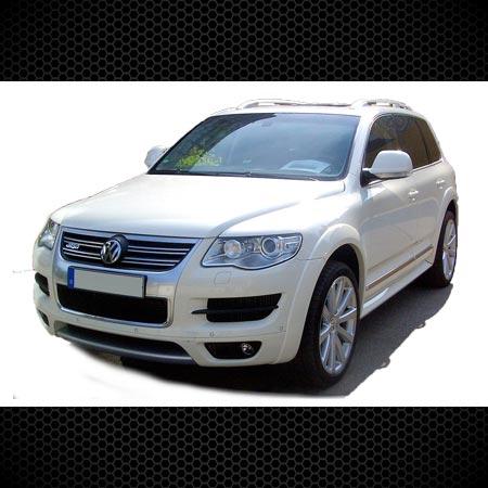 2009-2012 VW Touareg